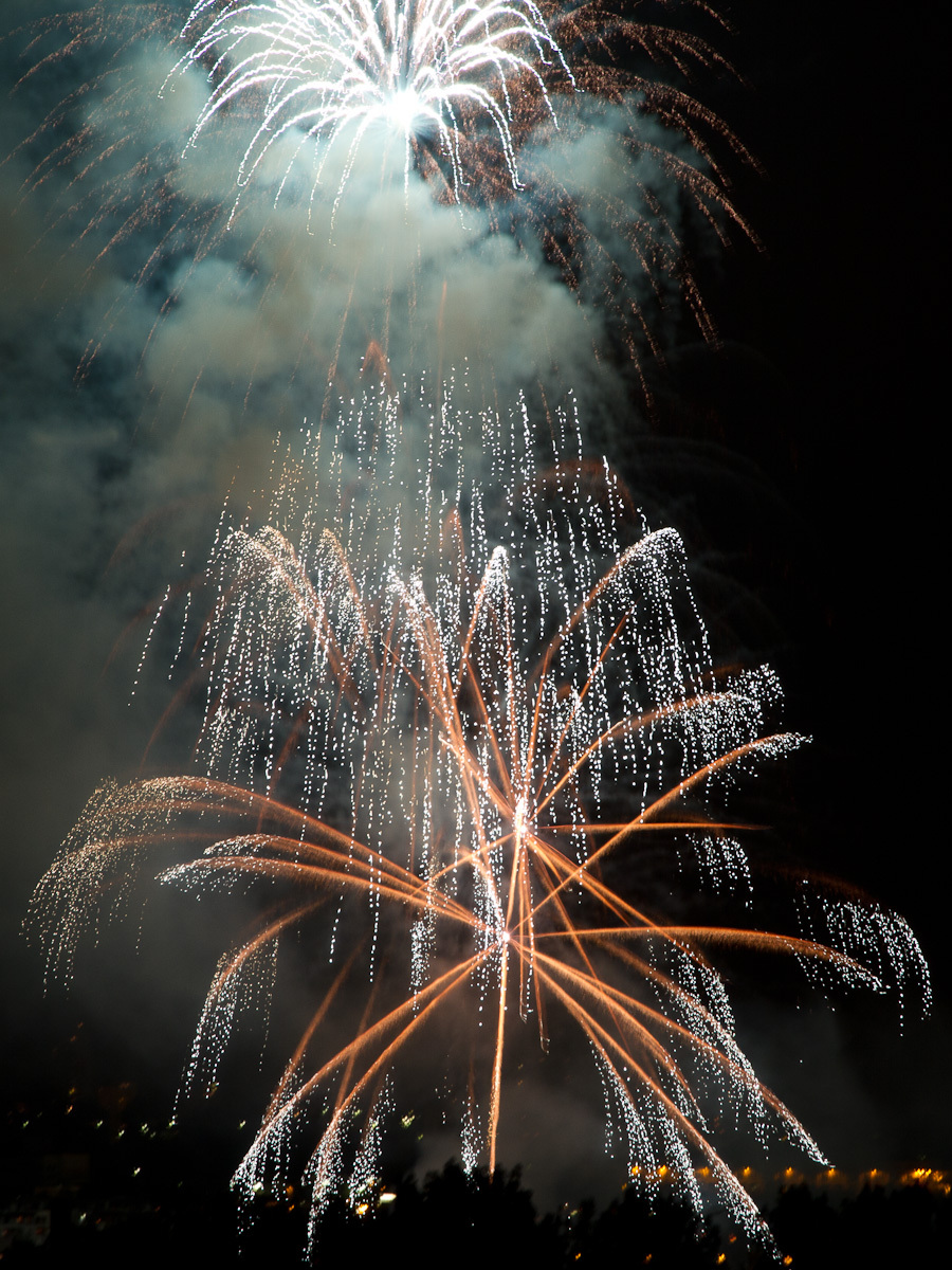 fireworks 8/9