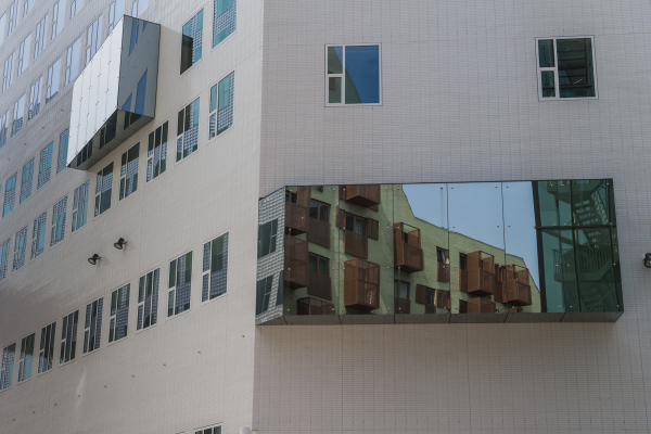 reflecting architecture