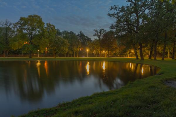A night in Vondelpark I