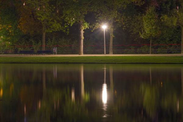 A night in Vondelpark II