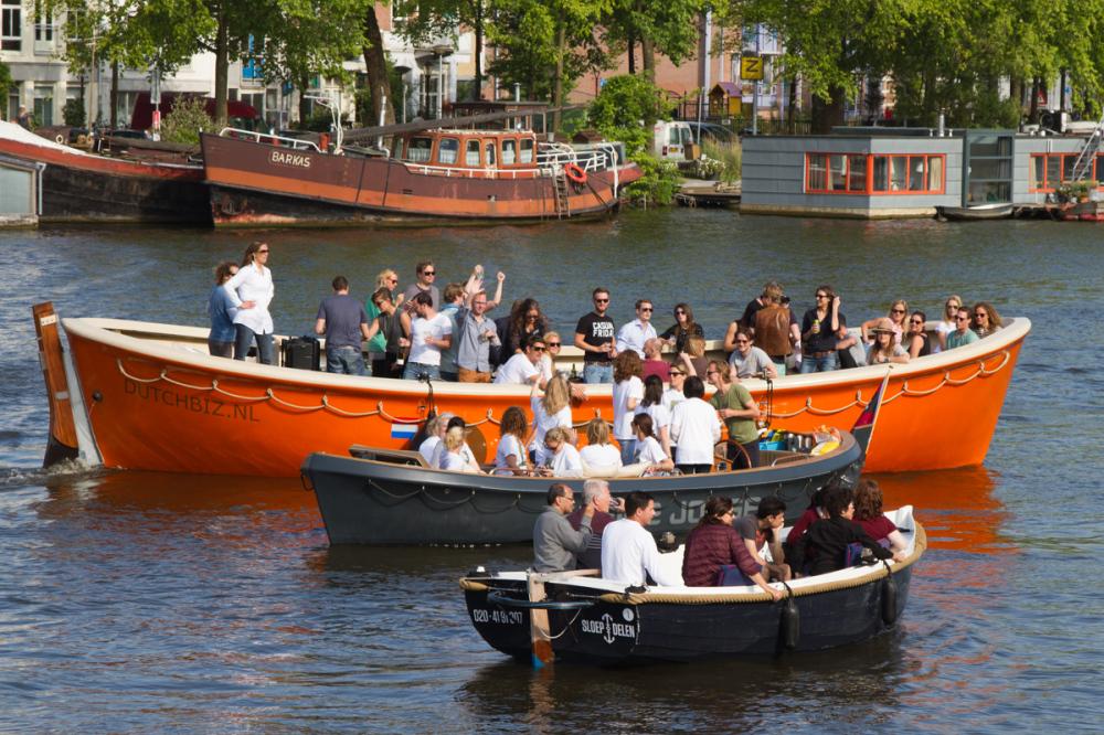 Dutch boat people