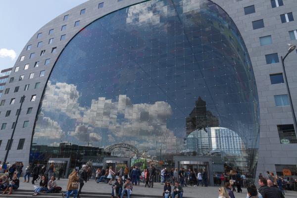 Markthal Rotterdam III