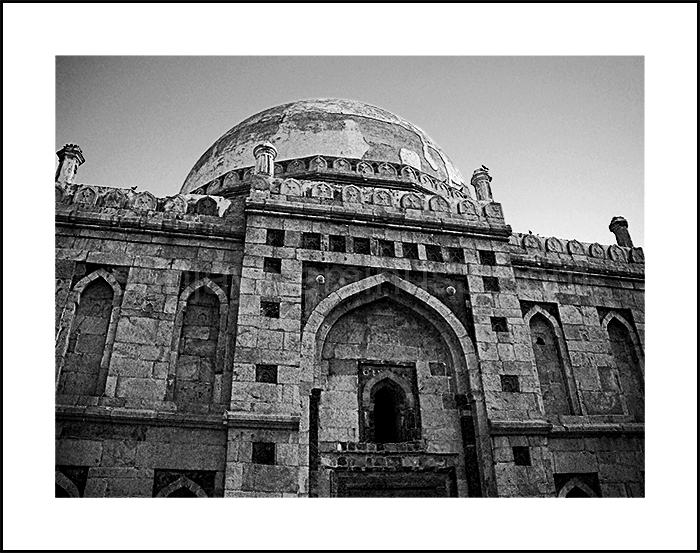Bara Gumbad (The Big Dome)