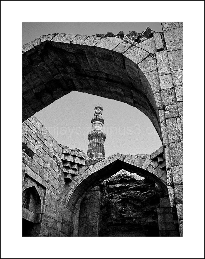 The Qutb Minar_1