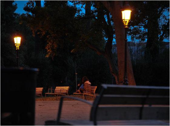 Project: Life in Parc de la Ciutadella