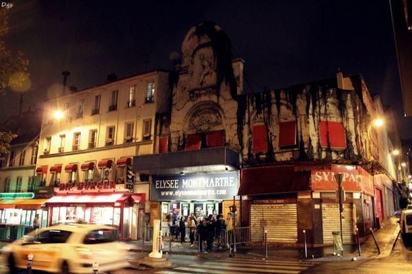 Paris Elysée Montmartre