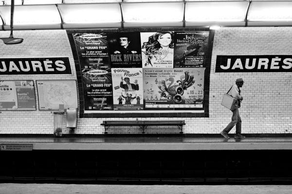 Station Jaures