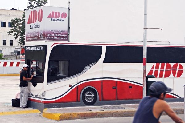 Bus Fake