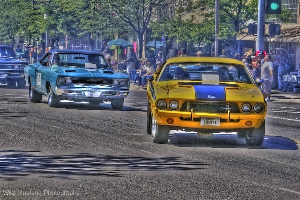 Cars  HDR