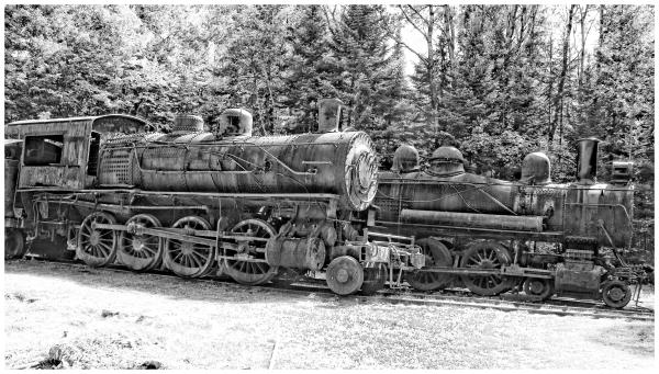 Trains, trees