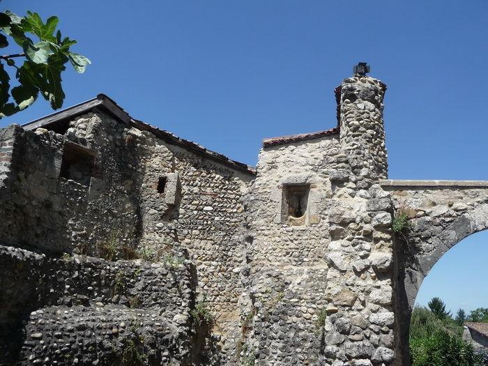 Les vieux murs