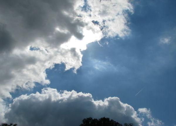 Ce ciel bleu qui nous manque tant!