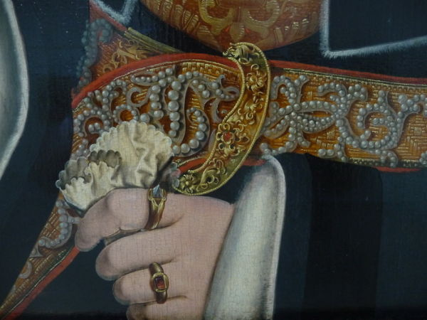 Détail de l'art ou l'art du détail!( des mains 3)