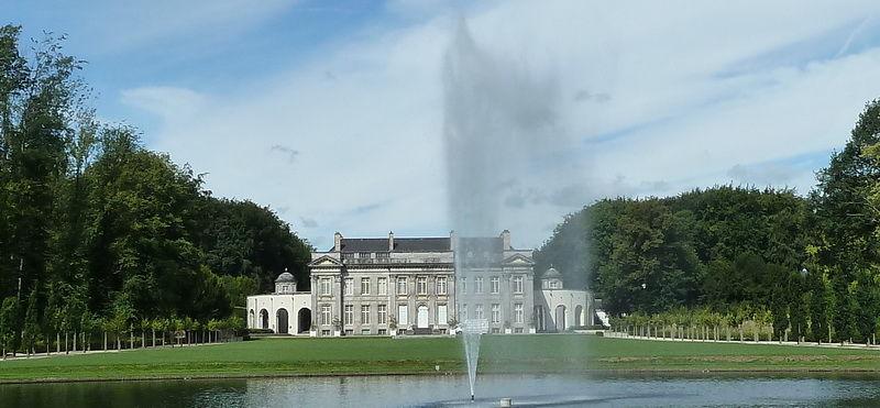 Belgique, Hainaut, Château