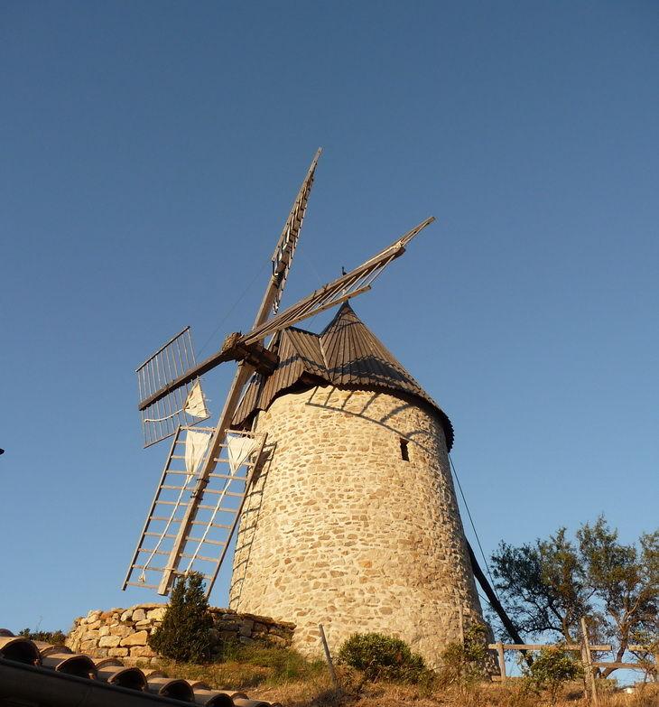 Le moulin de Cucugnan 2