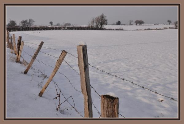 21 décembre, c'est l'hiver!