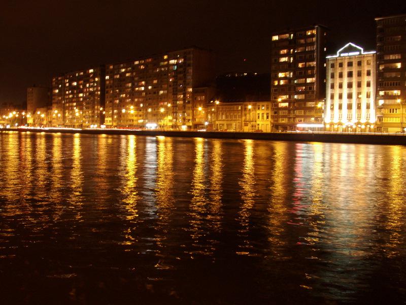 Un soir sur les quais.