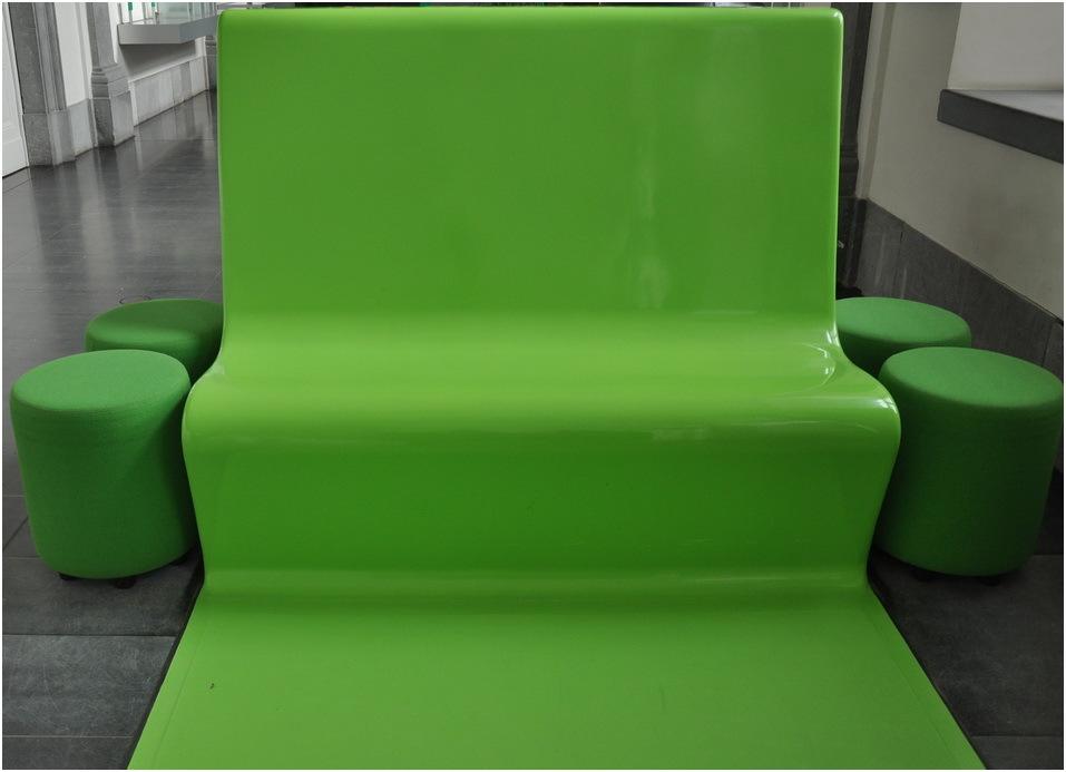 Mise au vert.