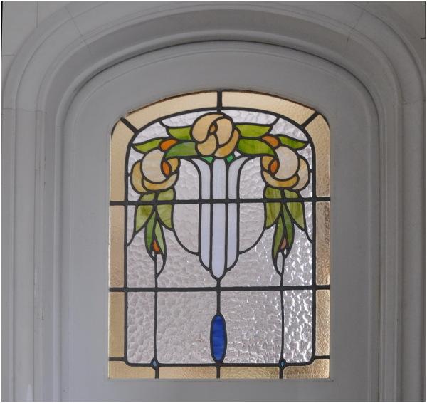 Vitraux Art Nouveau. 2