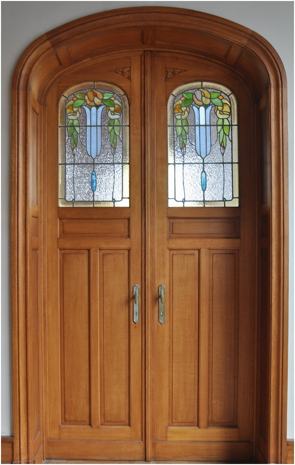 Vitraux Art Nouveau. (fin)