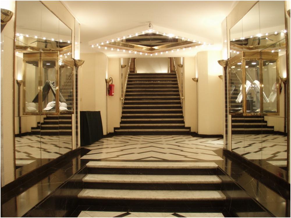 Bruxelles. L'hôtel Métropole.