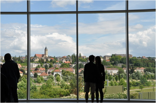Centre Pompidou-Metz. 4