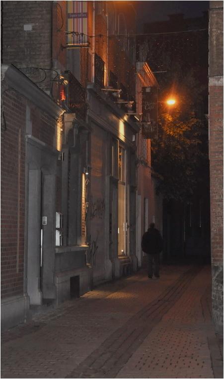 Le passager de la nuit.