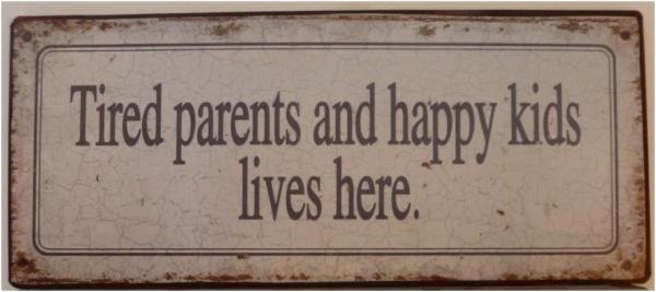 Jeunes parents!