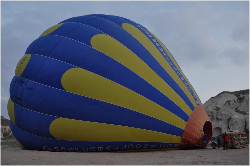 Vol en ballon 2