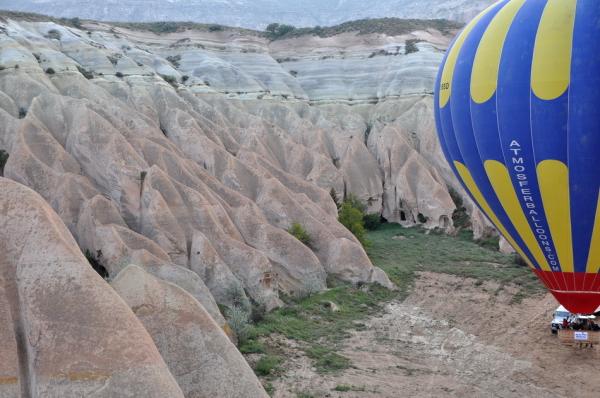 Vol en montgolfière  2