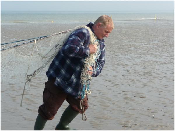 Le vieux pêcheur