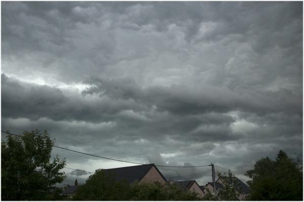Nuages d'orage 2
