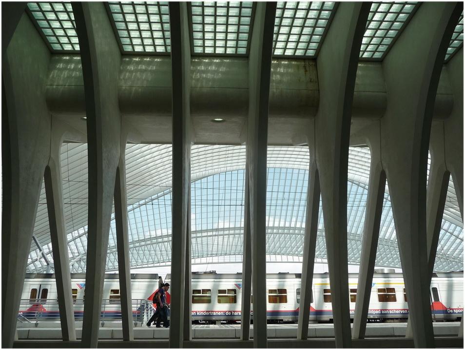 Liège, Gare Calatrava. 3