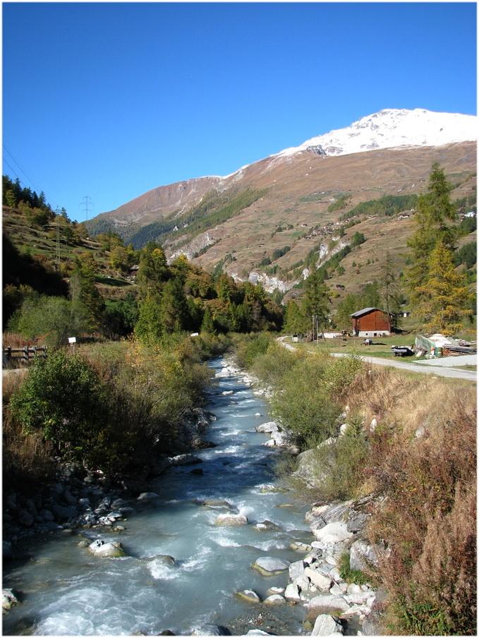 Automne dans le Valais.2