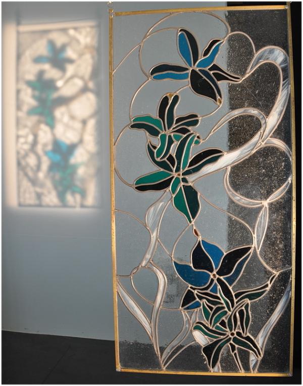L'art du vitrail.