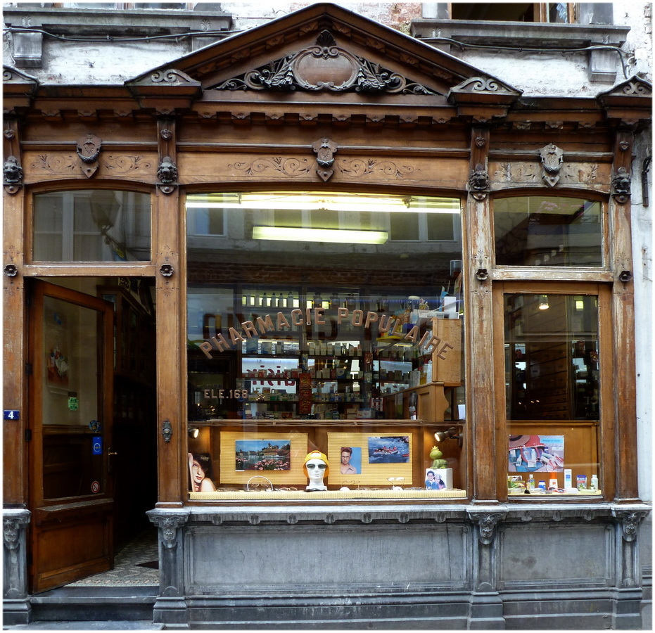 Vieille Pharmacie.