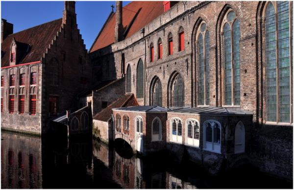 Quelques vues de Bruges. 2