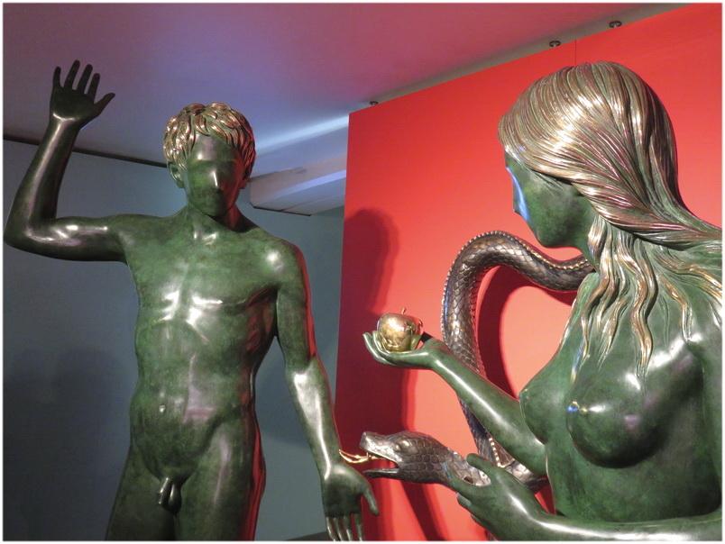Adam et Eve .