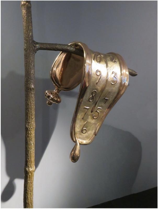 La montre molle ( S.Dali )