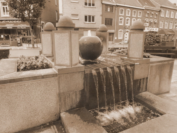 Fontaine .