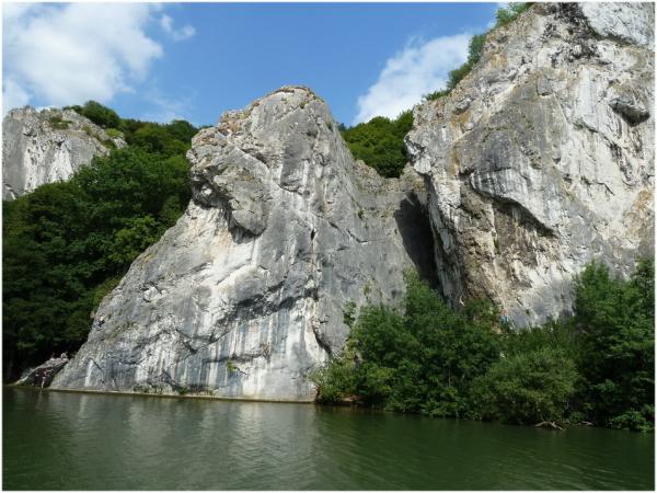 Les rochers de Freyr.