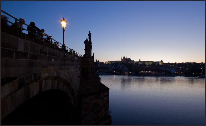 Prague in short
