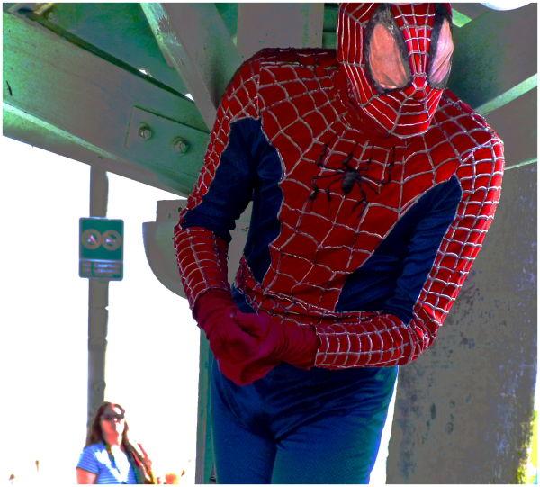 Spiderman Lives!