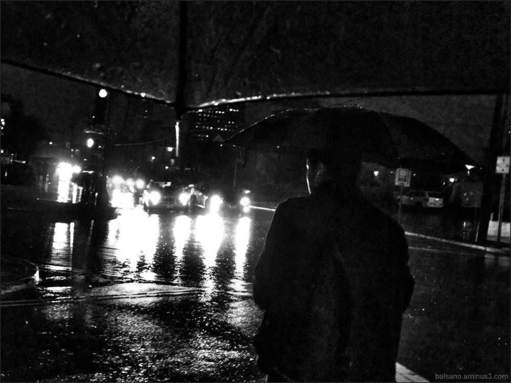 under our umbrellas