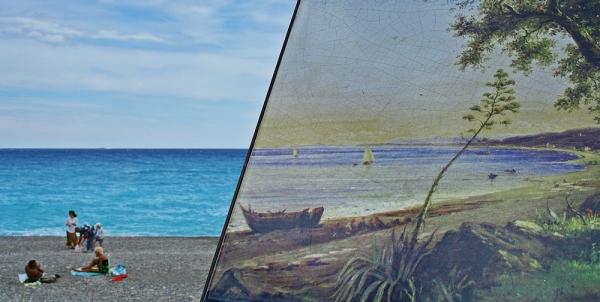 sea mer painting peinture