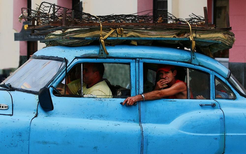 taxis la havane