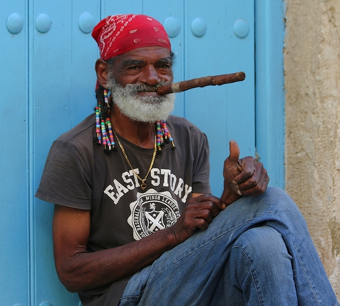 Cuban mood