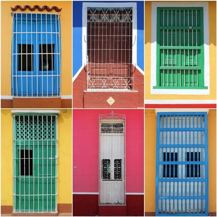 windows of cuba