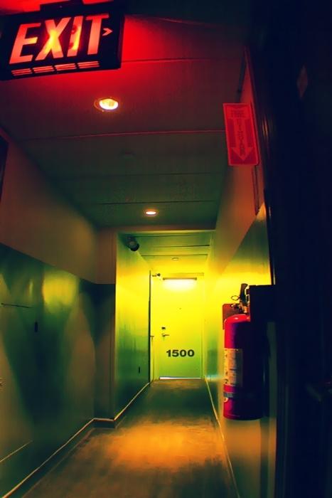 Exit Hotel New-York