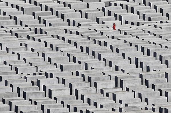 memorial shoah Berlin